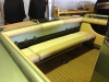 Removable rear lounge