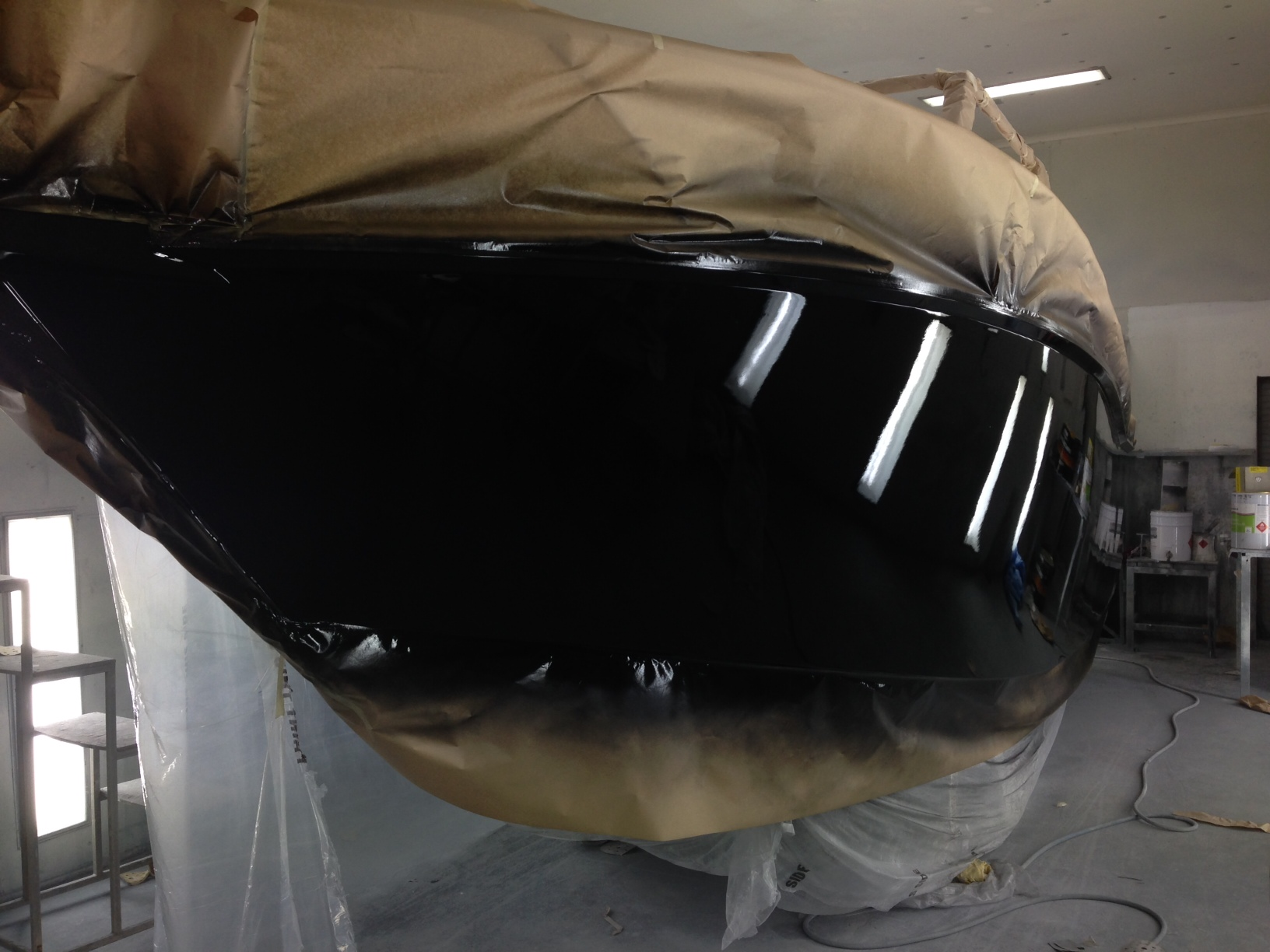 Quality marine paint systems